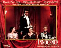 THE AGE OF INNOCENCE, Winona Ryder, Daniel Day-Lewis, Geraldine Chaplin, Michelle Pfeiffer, 1993. (c) Columbia Pictures
