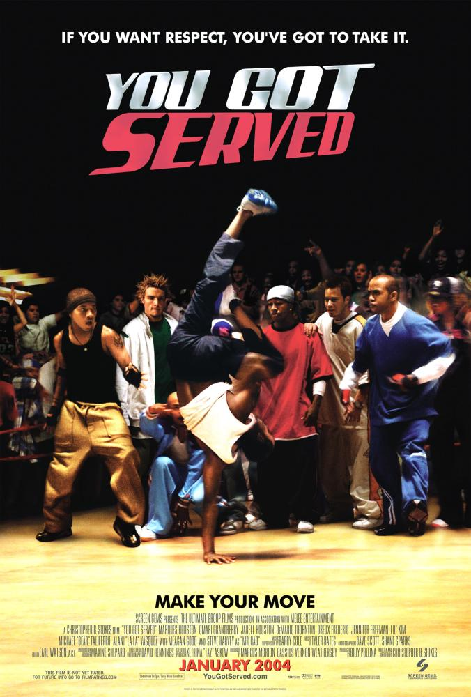 YOU GOT SERVED, 2004, (c) Screen Gems