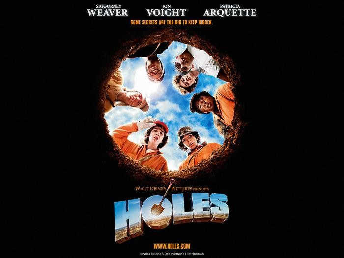 """My Opinion of: """"Holes"""" (2003) « The Director's Cat"""