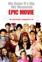 EPIC MOVIE, top row: Adam Campbell, Jim Piddock, Jareb Dauplaise, Jennifer Coolidge, Kevin McDonald, Crispin Glover, middle row: Danny Jacobs, Carmen Electra, Darrell Hammond, Kal Penn, Alla Petrou, bottom left: Tony Cox, 2007. TM and Copyright ©20th Centu