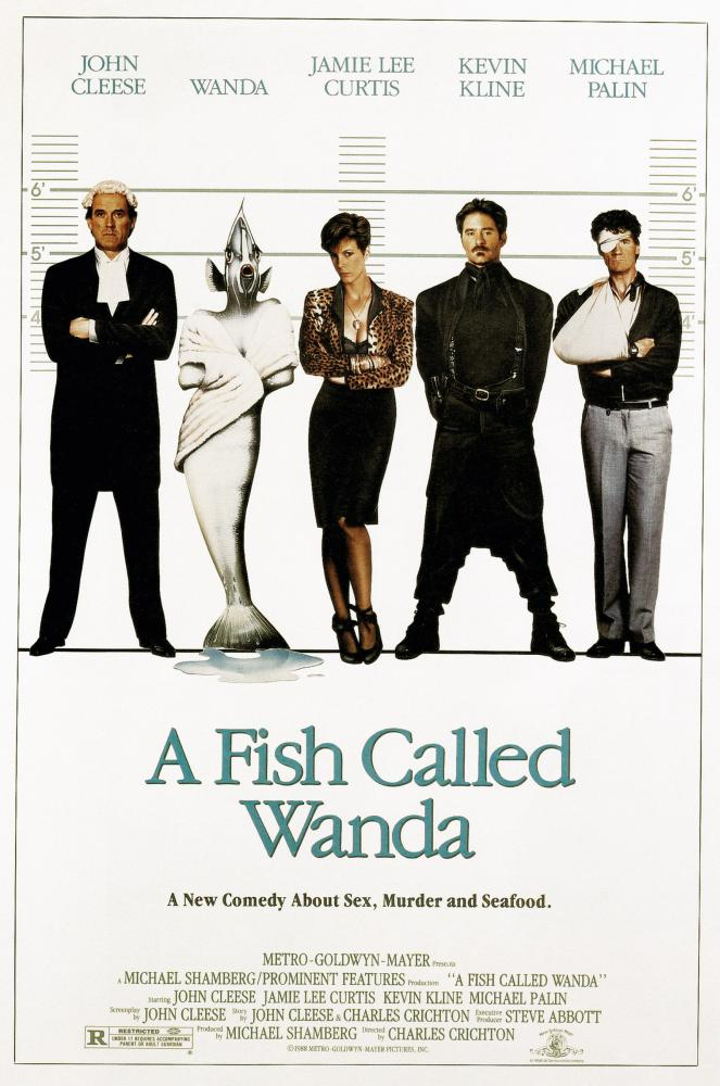 cineplex com a fish called wanda