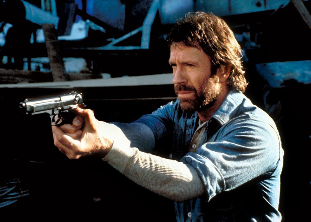 Hero Chuck Norris