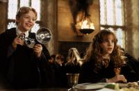 HARRY POTTER AND THE CHAMBER OF SECRETS, Hugh Mitchell, Emma Watson, 2002, (c) Warner Brothers