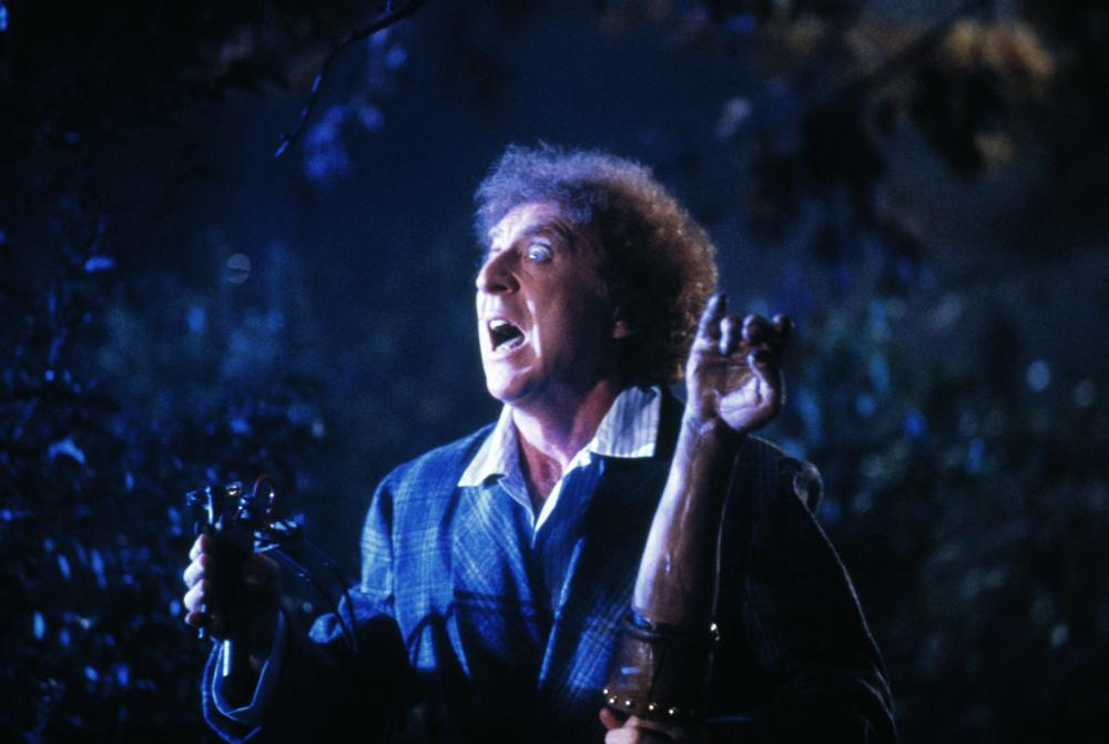 HAUNTED HONEYMOON, Gene Wilder, 1986, ©Orion Pictures