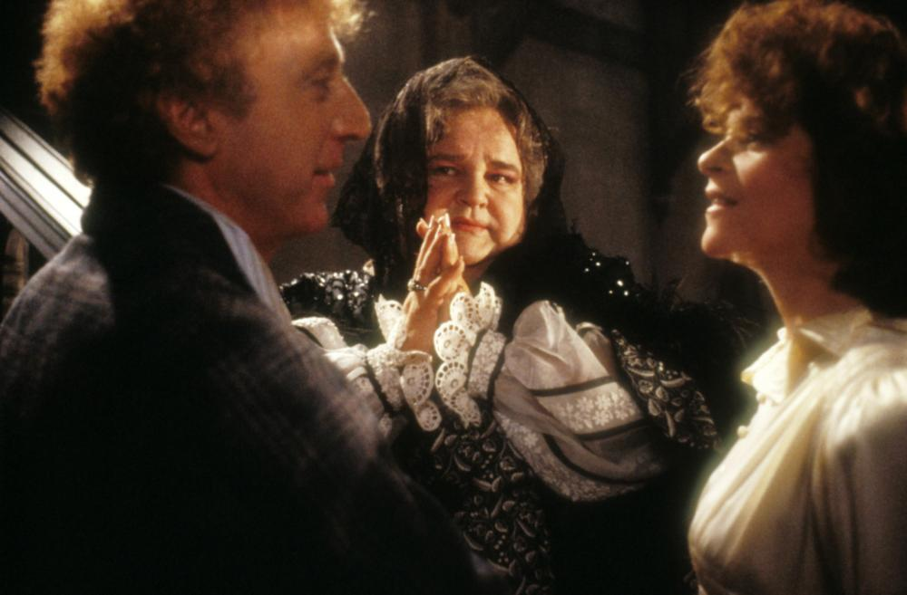HAUNTED HONEYMOON, Gene Wilder, Dom DeLuise, Gilda Radner, 1986, ©Orion Pictures