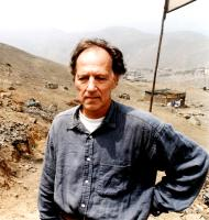GRIZZLY MAN, director Werner Herzog on set, 2005, (c) Lions Gate