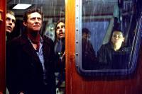 GHOST SHIP, Desmond Harrington, Gabriel Byrne, Karl Urban, Julianna Margulies, 2002, (c) Warner Brothers