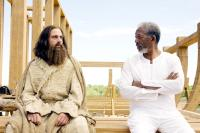 EVAN ALMIGHTY, Steve Carell, Morgan Freeman, 2007. ©Universal