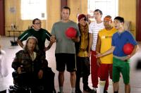 DODGEBALL: A TRUE UNDERDOG STORY, Rip Torn, Stephen Root, Vince Vaughn, Alan Tudyk, Joel Moore, Chris Williams, Justin Long, 2004, TM & Copyright (c) 20th Century Fox Film Corp. All rights reserved.