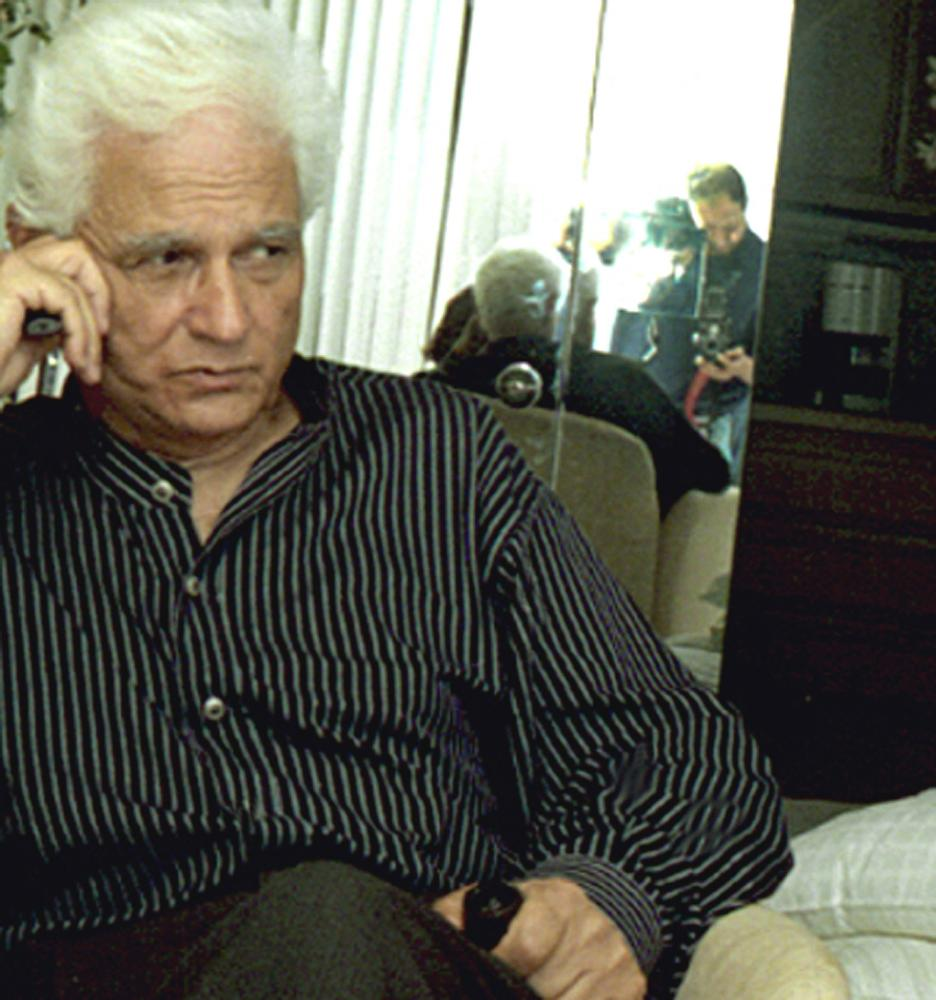Who is Jacques Derrida?