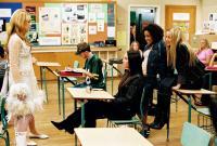 CONFESSIONS OF A TEENAGE DRAMA QUEEN, Lindsay Lohan, Megan fox, Barbara Mamabolo, Ashley Leggat, 2004, (c) Buena Vista
