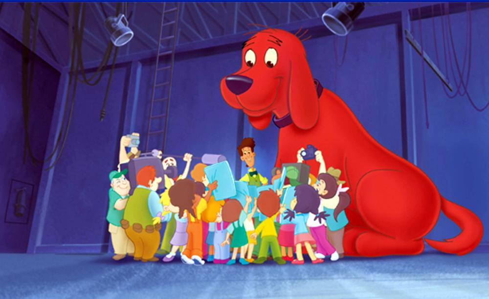 Clifford The Big Red Dog Movie Movies