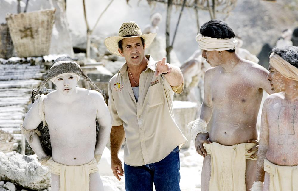 Mel Gibson Apocalypto Apocalypto Director Mel