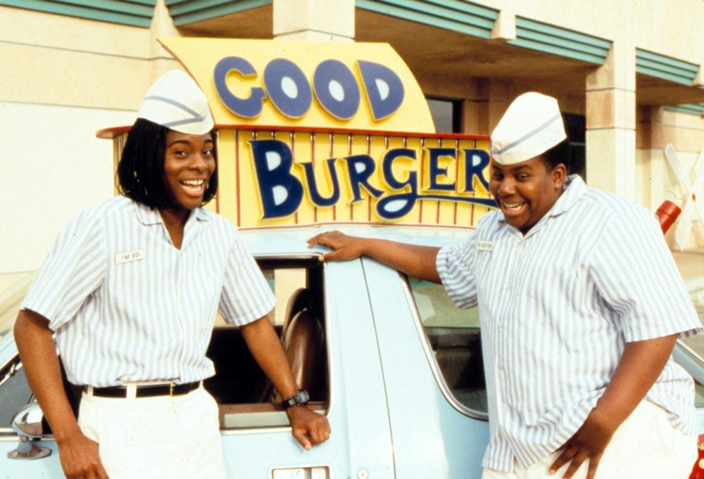 Kenan good burger good burger kel mitchell