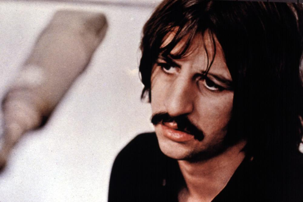 Ringo Starr 1970 Early