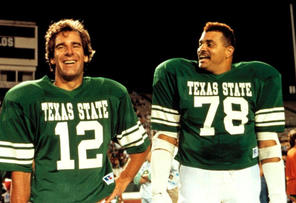 necessary roughness Parents need to know that necessary roughness is a '90s movie about old-school football taunting and hard hits rule the day, with many hits to the head, but concussion and head injury aren't mentioned.