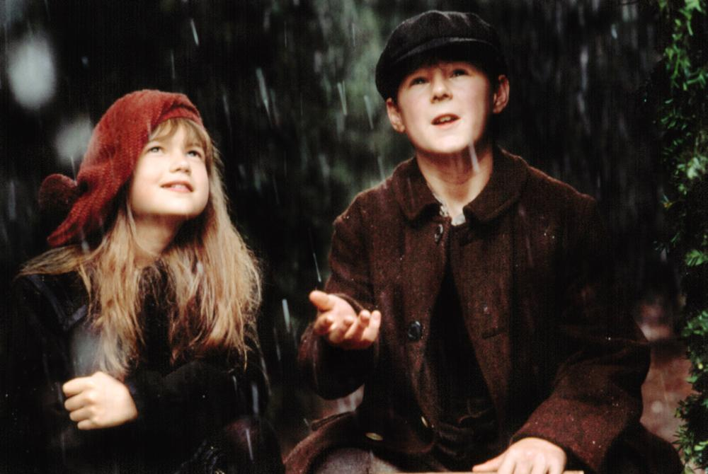 THE SECRET GARDEN, Kate Maberly, Andrew Knott, 1993, © Warner Brothers