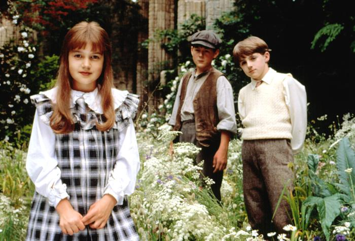 THE SECRET GARDEN, Kate Maberly, Andrew Knott, Heydon Prowse, 1993,  Warner Brothers
