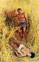 BIBLE, THE, Richard Harris, Franco Nero, 1966, TM and Copyright (c) 20th Century-Fox Film Corp.  All Rights Reserved