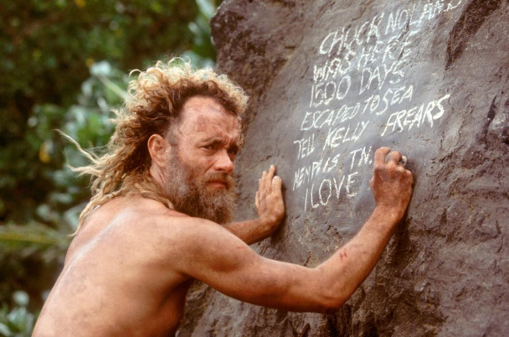 transcendentalism in cast away essay nicholas cruz 4-5-15 transcendentalism in cast away in the film cast away the main character chuck noland begins as being with being obsessed with working and time and is definitely not a transcendental person.