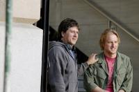 "Steven Brill and Owen Wilson in ""Drillbit Taylor"""