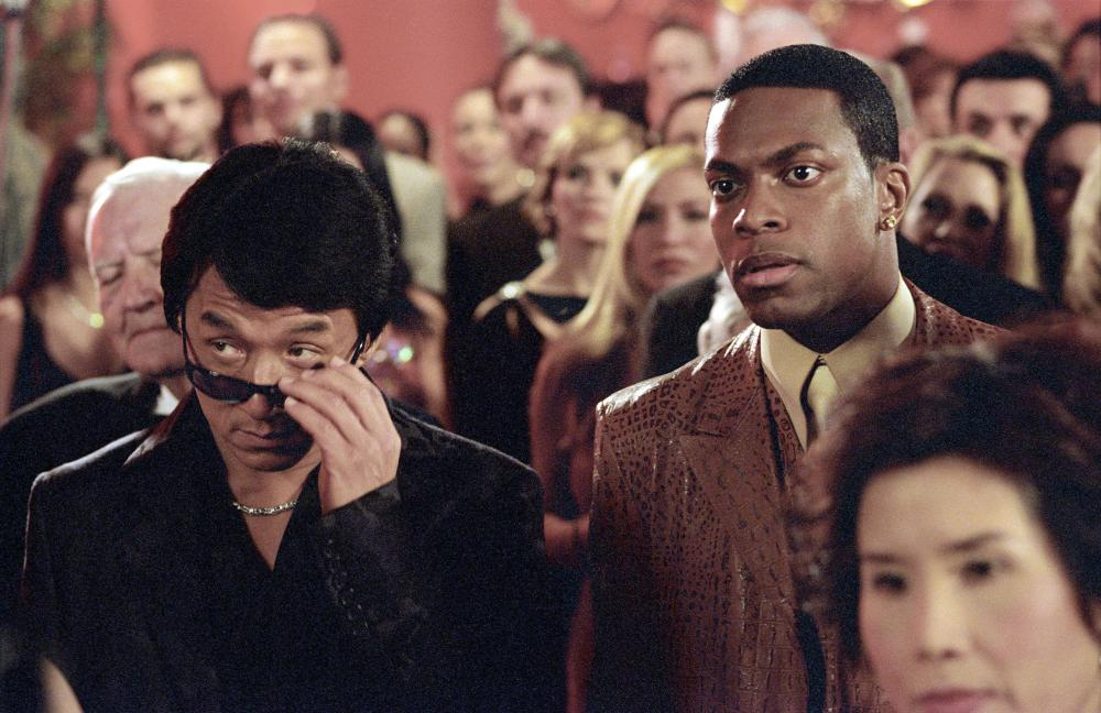 Jackie Chan And Chris Tucker Rush Hour 2 Rush hour 2, jackie chan,