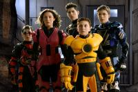 SPY KIDS 3-D: GAME OVER, Ryan Pinkston, Alexa Vega, Robert Vito, Daryl Sabara, Bobby Edner, 2003, (c) Dimension Films
