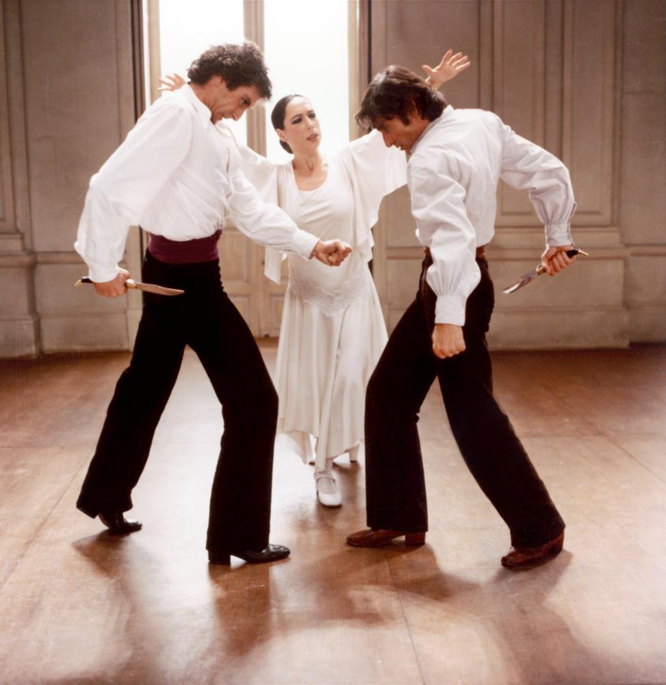 BLOOD WEDDING, (aka BODAS DE SANGRE), Antonio Gades, Christina Hoyos, Juan Antonio, 1981, (c) Libra Films