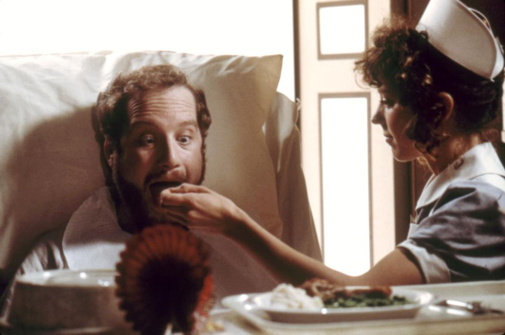 Image result for whose life is it anyway richard dreyfuss