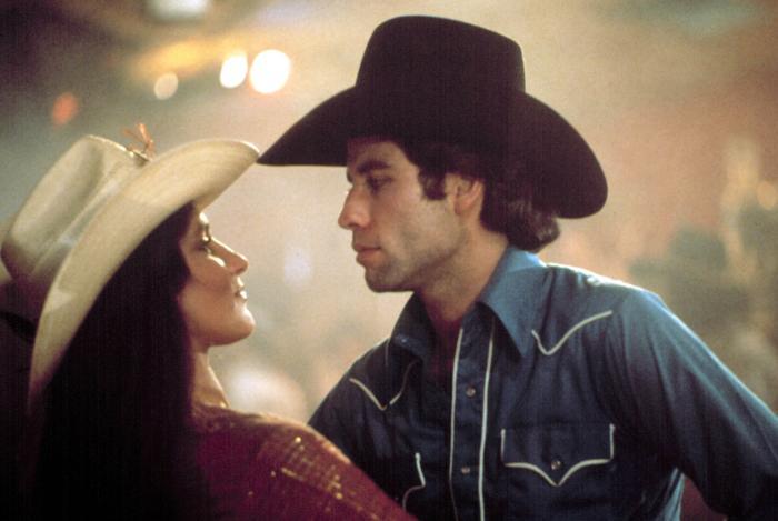 URBAN COWBOY  Madolyn Smith  John Travolta  1980Madolyn Smith Urban Cowboy