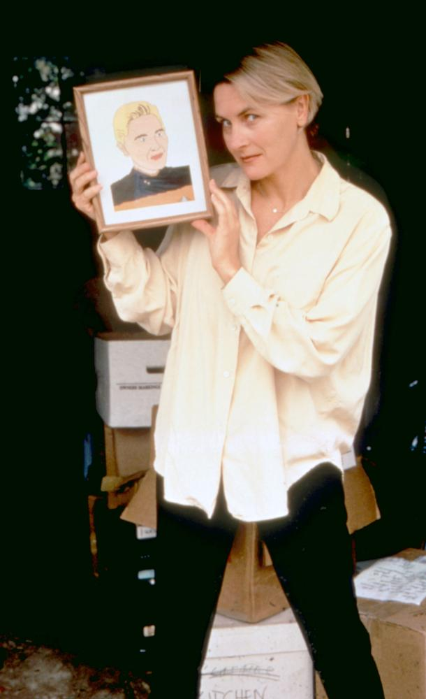 Denise Crosby Feet