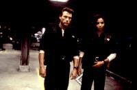 TIMECOP, Jean-Claude Van Damme, Gloria Reuben, 1994, (c)Universal
