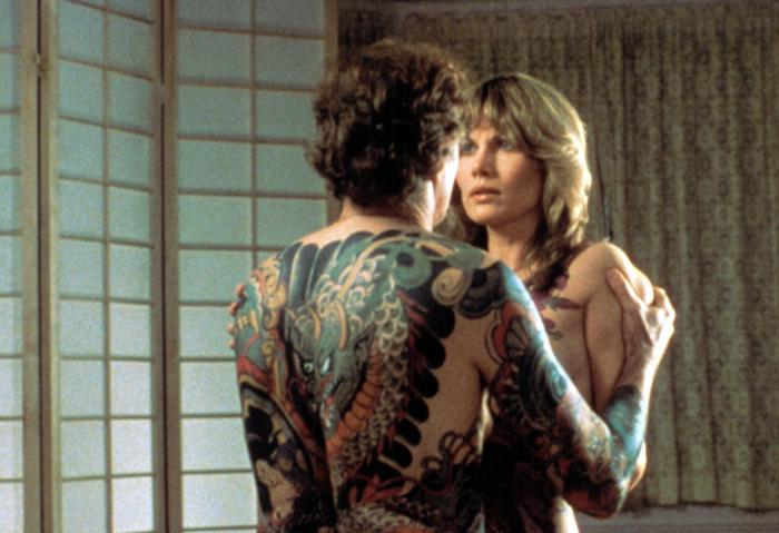 TATTOO, Bruce Dern, Maud Adams,