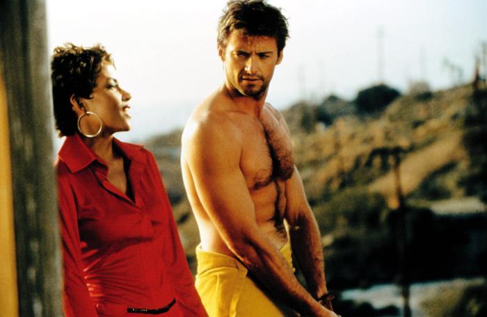 SWORDFISH, Halle Berry, Hugh Jackman, 2001