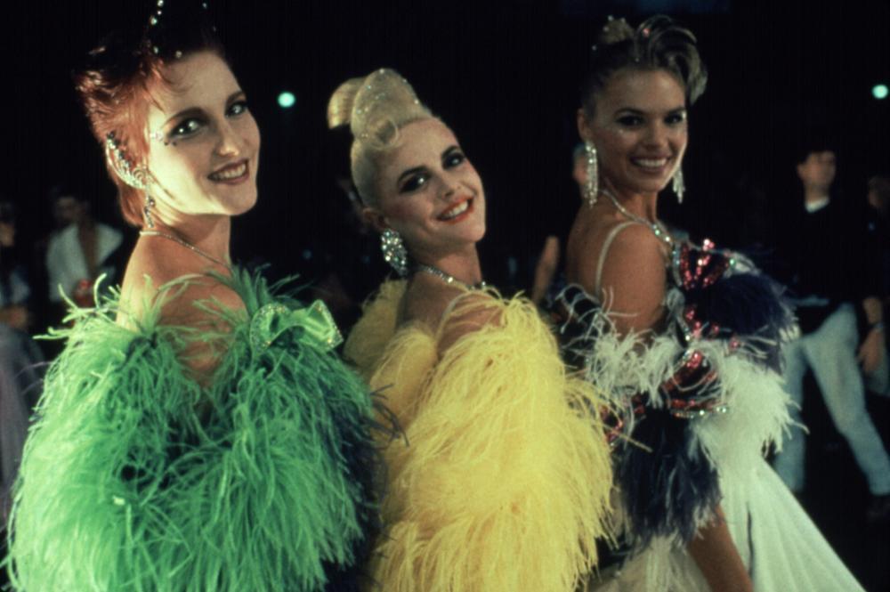 Strictly Ballroom (1992) Sonia Kruger, John Hannan Sbr 042 Stock ...