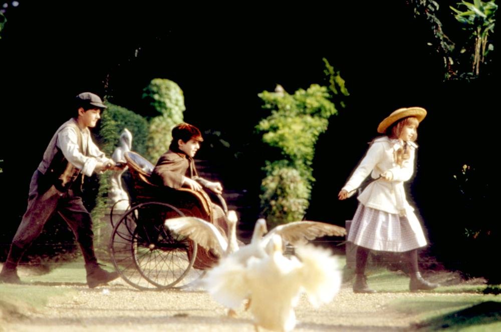 THE SECRET GARDEN, Andrew Knott, Heydon Prowse, Kate Maberly, 1993. ©Warner Bros.
