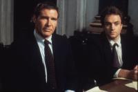 PRESUMED INNOCENT, Harrison Ford, Bradley Whitford, 1990, (c)Warner Bros.