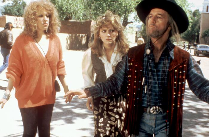 George, Bette, and Shelly in Outrageous Fortune