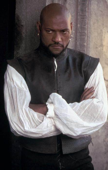 kyolurili: laurence fishburne othello