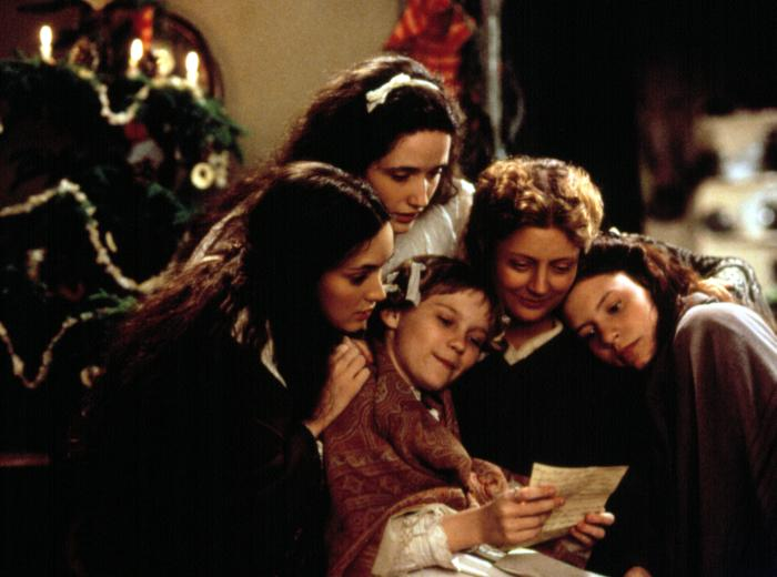 Chills Down My Spine: Little Women