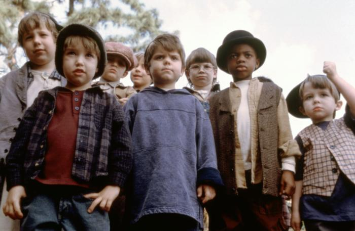 the little rascals full movie free