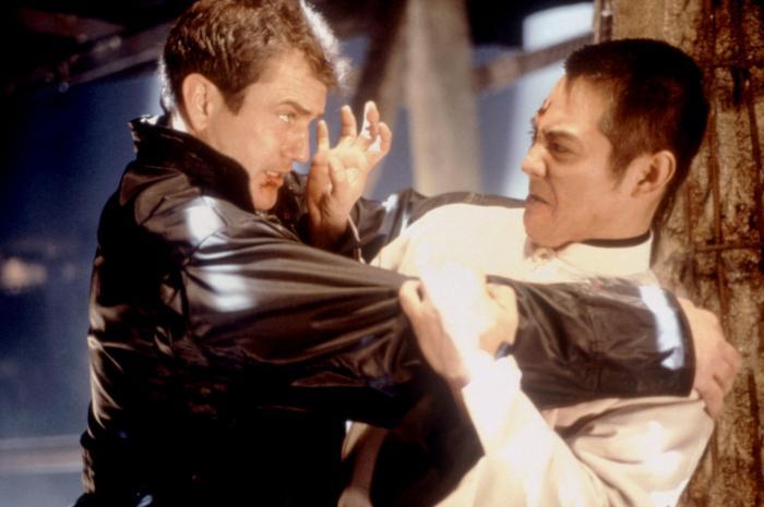 LETHAL WEAPON 4, Mel Gibson, Jet Li, 1998, (c)Warner Bros.