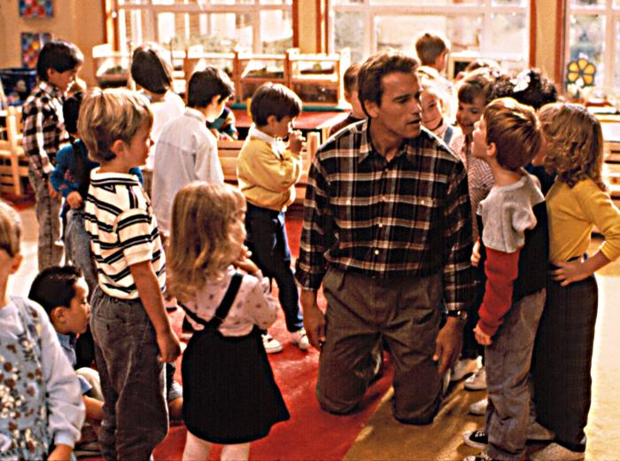 Kindergarten Cop Photos - Kindergarten Cop Images: Ravepad ...