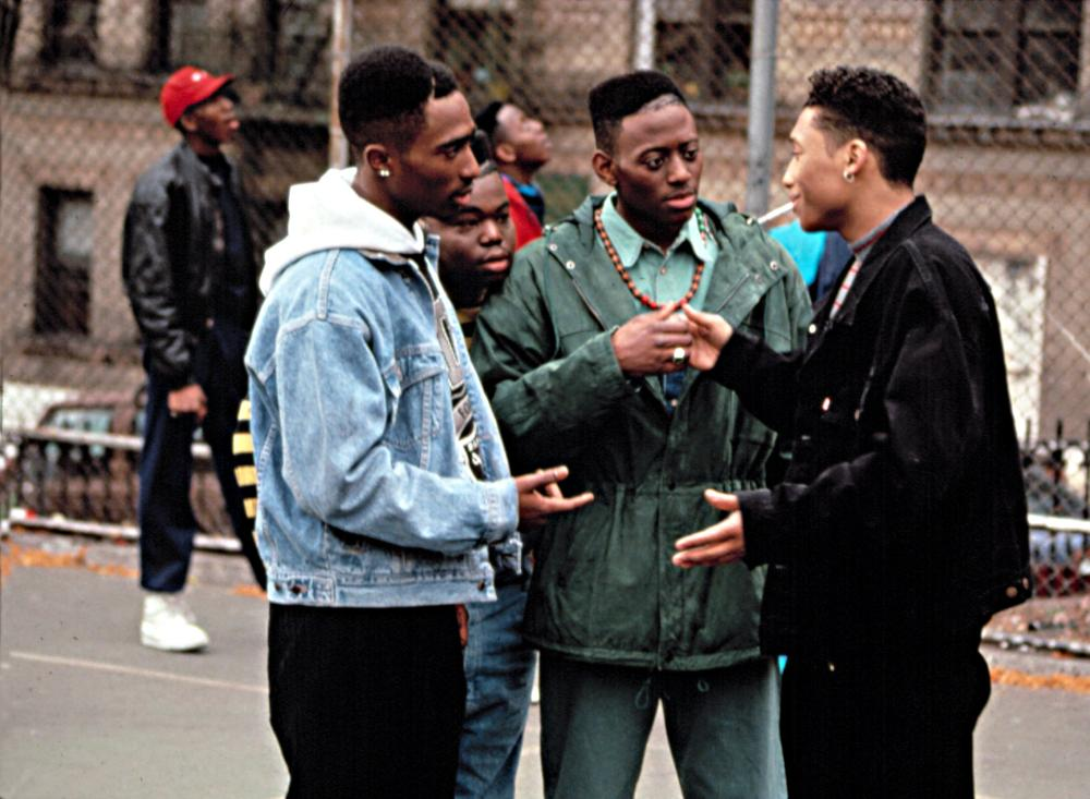 Amazoncom Juice Omar Epps Tupac Shakur Jermaine