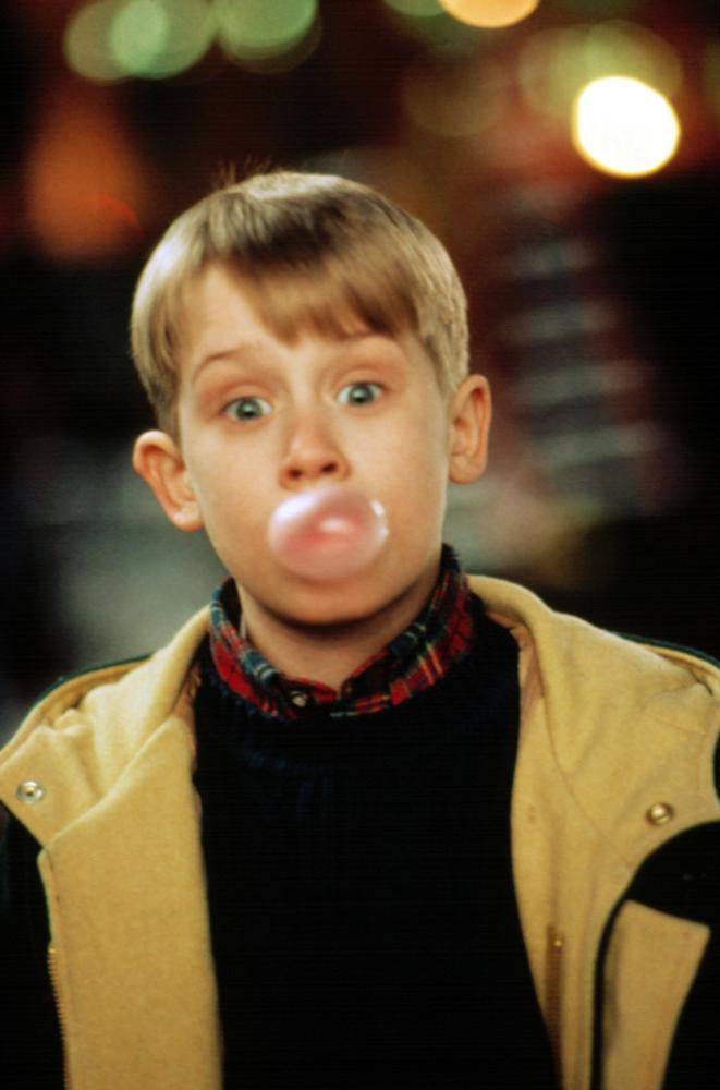 Home Alone  Lost In New York  Macaulay Culkin