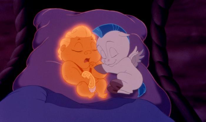 Disney Hercules Baby Pegasus