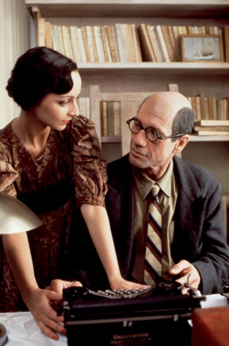 HENRY AND JUNE, Maria de Medeiros, Fred Ward, 1990, as Anais Nin and Henry Miller