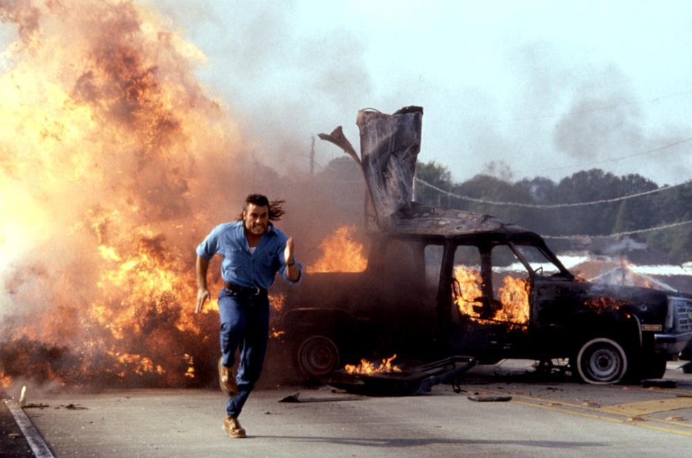 HARD TARGET, Jean-Claude Van Damme, 1993, (c)MCA