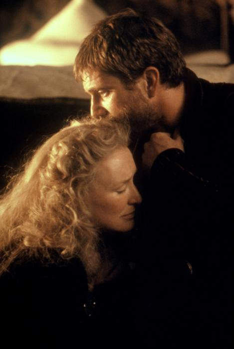 HAMLET, Glenn Close, Mel Gibson, 1990, (c)Warner Bros.