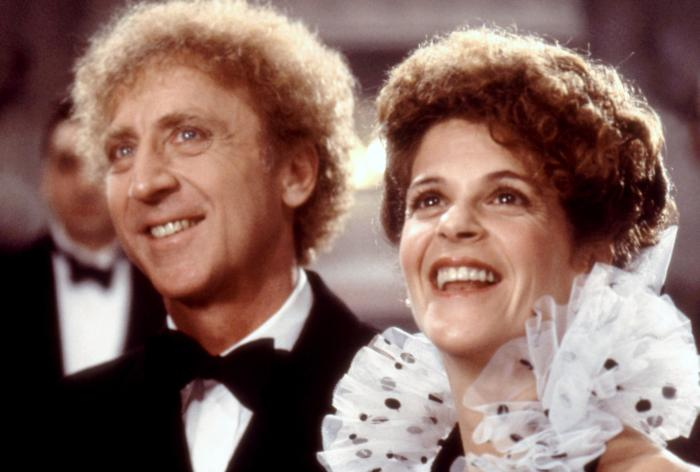 HAUNTED HONEYMOON, Gene Wilder, Gilda Radner, 1986, (c)Orion Pictures